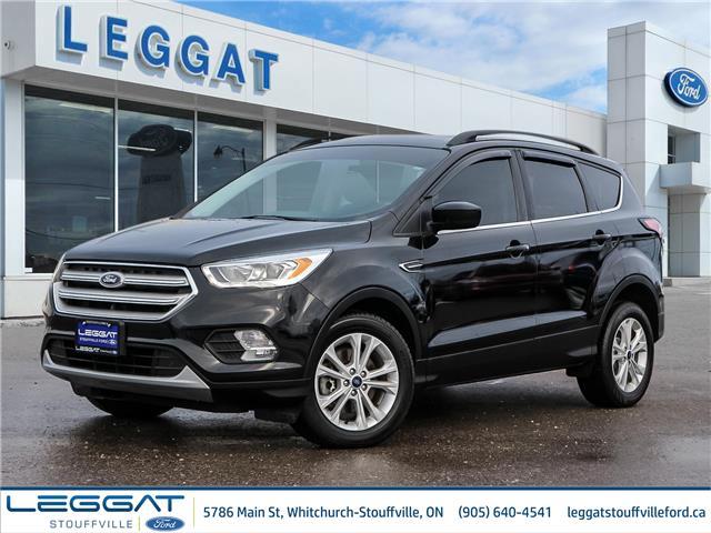 2018 Ford Escape SEL (Stk: U5501) in Stouffville - Image 1 of 30