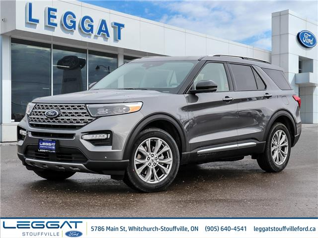 2021 Ford Explorer Limited (Stk: EX17408) in Stouffville - Image 1 of 30