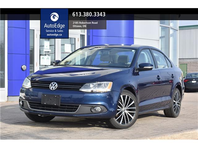 2014 Volkswagen Jetta 1.8 TSI Highline (Stk: A0457) in Ottawa - Image 1 of 30