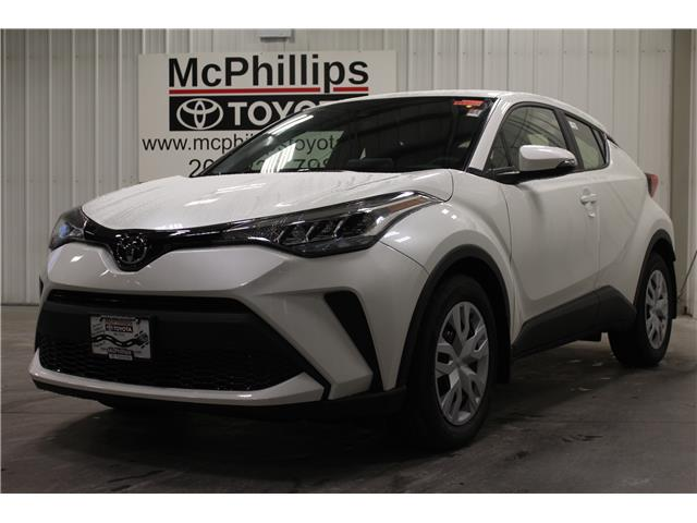 2021 Toyota C-HR LE (Stk: 1103399) in Winnipeg - Image 1 of 18