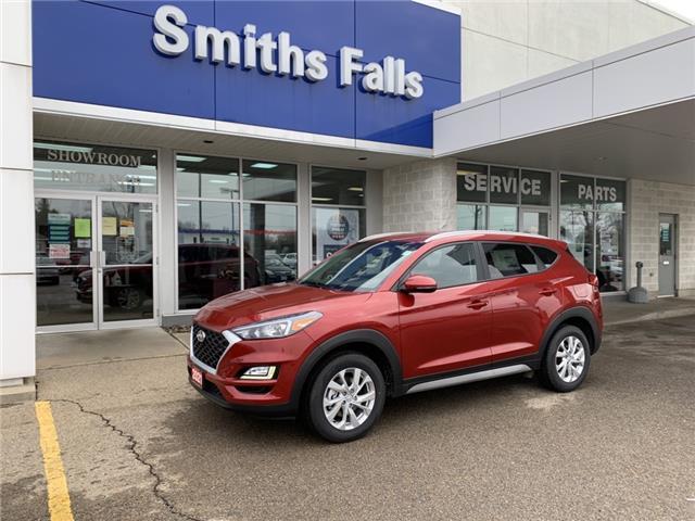 2021 Hyundai Tucson Preferred (Stk: 10262) in Smiths Falls - Image 1 of 13