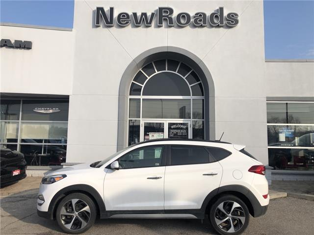 2017 Hyundai Tucson SE (Stk: 25198T) in Newmarket - Image 1 of 11