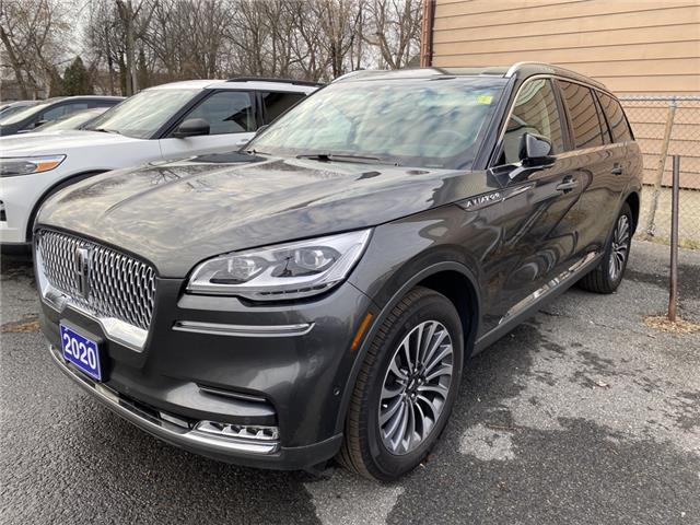2020 Lincoln Aviator Reserve (Stk: 20026) in Cornwall - Image 1 of 8