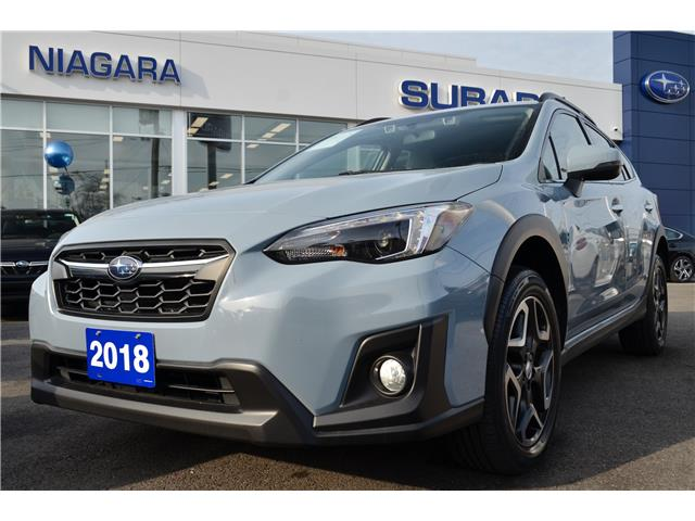 2018 Subaru Crosstrek Limited (Stk: Z1792) in St.Catharines - Image 1 of 28