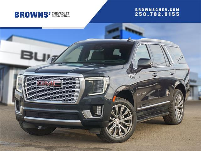 2021 GMC Yukon Denali (Stk: T21-1601) in Dawson Creek - Image 1 of 17