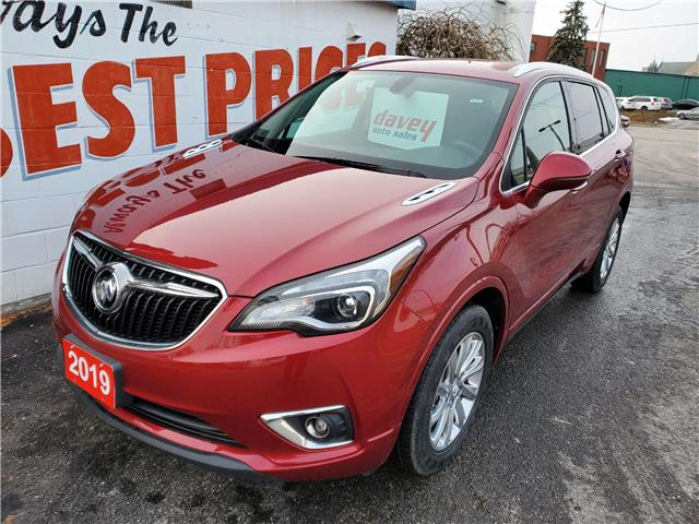 2019 Buick Envision Essence (Stk: 20-452) in Oshawa - Image 1 of 18