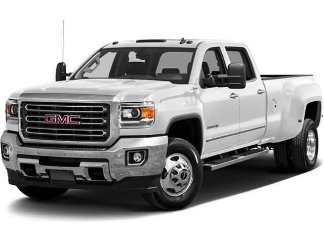 2018 GMC Sierra 3500HD SLT (Stk: 20-232A) in Edson - Image 1 of 5