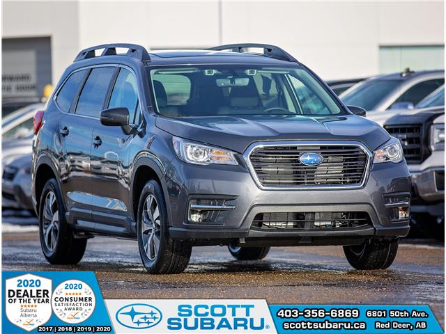 2021 Subaru Ascent Touring (Stk: 415652) in Red Deer - Image 1 of 13