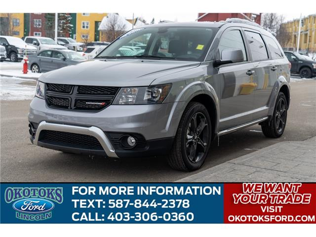 2019 Dodge Journey Crossroad (Stk: B84043) in Okotoks - Image 1 of 26