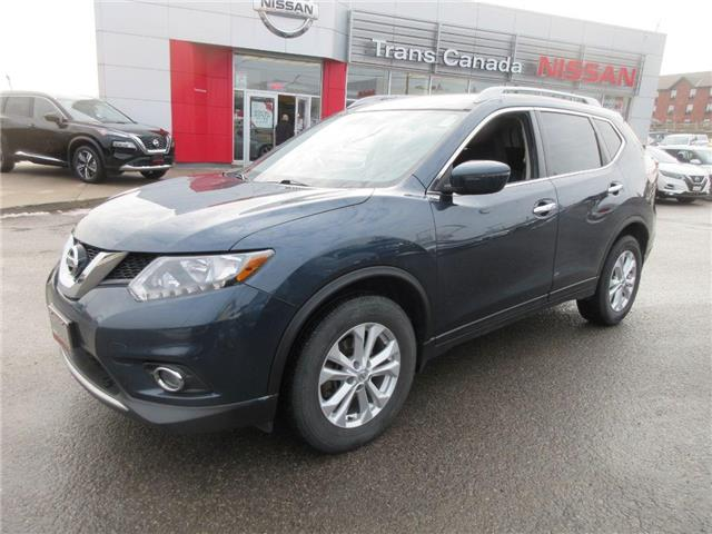 2016 Nissan Rogue  (Stk: 91722A) in Peterborough - Image 1 of 22