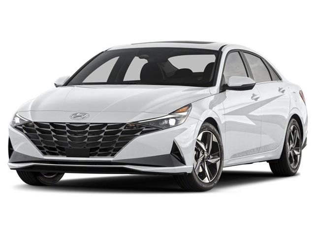 2021 Hyundai Elantra Preferred (Stk: N22837) in Toronto - Image 1 of 3