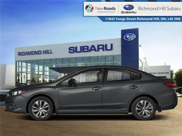 New 2021 Subaru Impreza Touring 4-door Auto  -  Heated Seats - $191 B/W - RICHMOND HILL - NewRoads Subaru of Richmond Hill