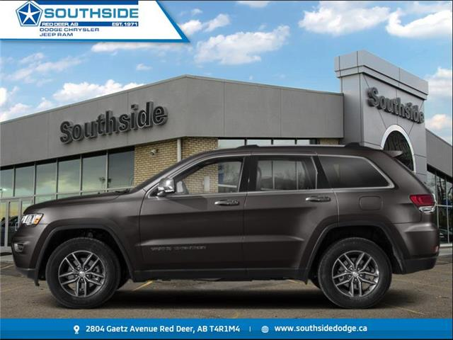 2020 Jeep Grand Cherokee Limited (Stk: A14640A) in Red Deer - Image 1 of 1