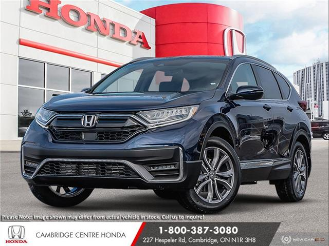 2021 Honda CR-V Touring (Stk: 21455) in Cambridge - Image 1 of 24