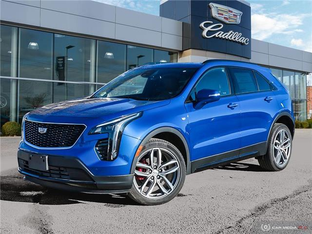 2021 Cadillac XT4 Sport (Stk: 152635) in London - Image 1 of 27