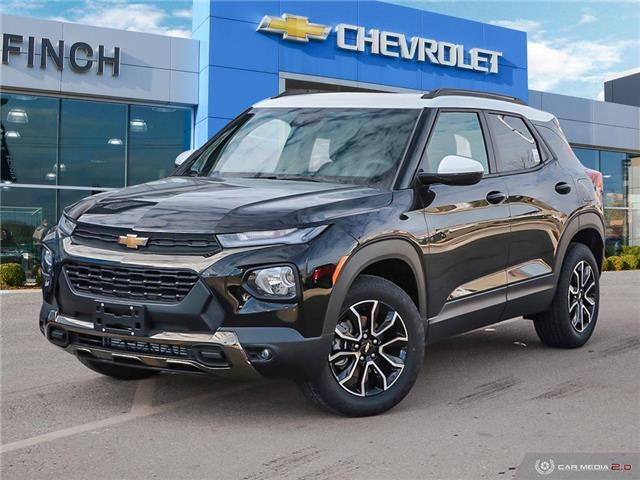 2021 Chevrolet TrailBlazer ACTIV (Stk: 152311) in London - Image 1 of 28