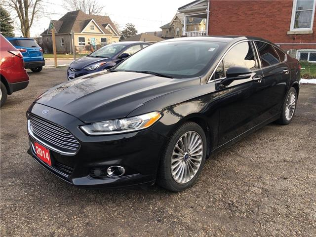 2014 Ford Fusion Titanium (Stk: 16855) in Belmont - Image 1 of 21
