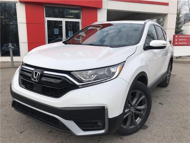 2021 Honda CR-V Sport (Stk: 11153) in Brockville - Image 1 of 24