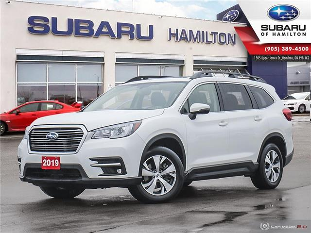 2019 Subaru Ascent Touring (Stk: S8666A) in Hamilton - Image 1 of 27