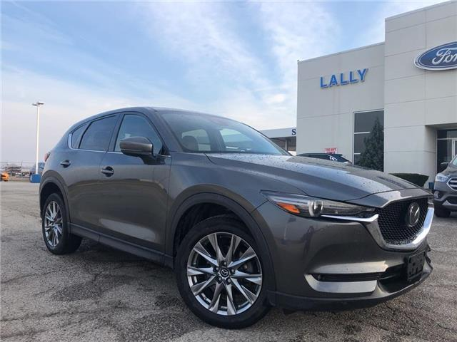 2019 Mazda CX-5 Signature (Stk: S10540A) in Leamington - Image 1 of 30