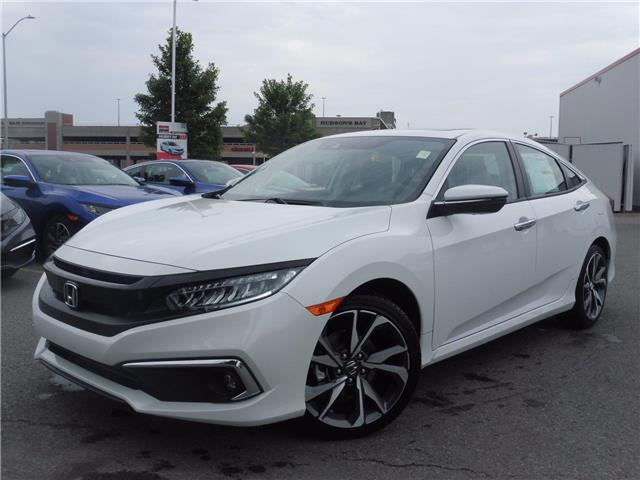2021 Honda Civic Touring (Stk: 21-0054) in Ottawa - Image 1 of 27