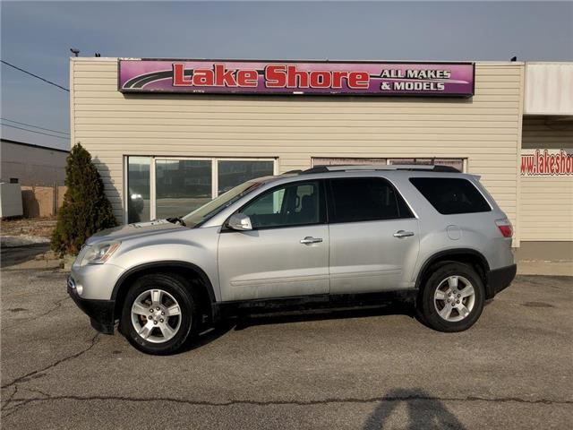 2011 GMC Acadia SLE (Stk: K9459) in Tilbury - Image 1 of 16