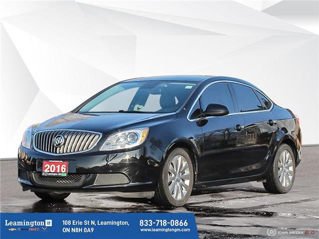 2016 Buick Verano Base (Stk: 21-153A) in Leamington - Image 1 of 30