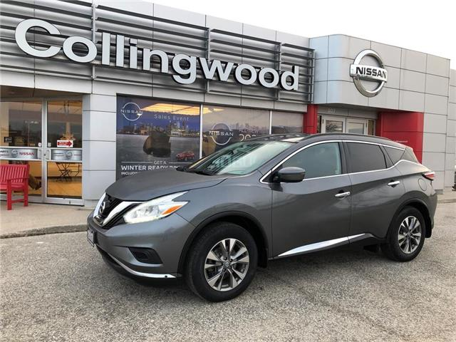 2017 Nissan Murano S (Stk: P4717A) in Collingwood - Image 1 of 20