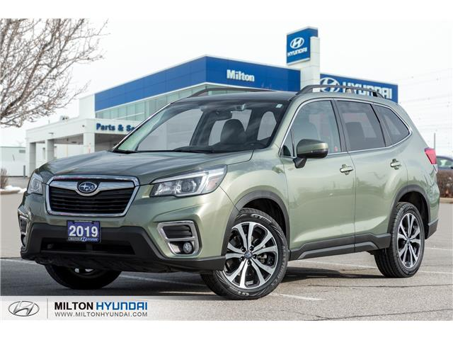 2019 Subaru Forester 2.5i Limited (Stk: 547723) in Milton - Image 1 of 26