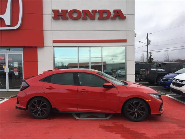 2018 Honda Civic Sport (Stk: HH20V225A) in St. Johns - Image 1 of 22