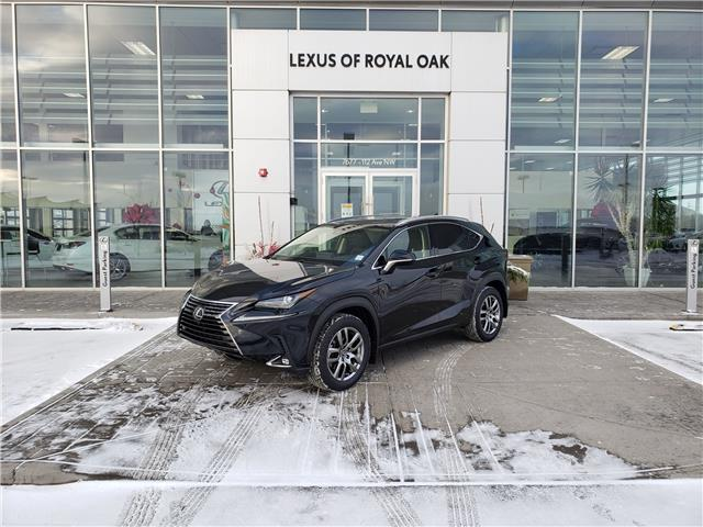 2021 Lexus NX 300 Base (Stk: L21144) in Calgary - Image 1 of 13