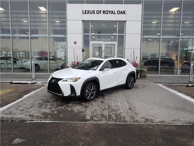 2021 Lexus UX 250h Base (Stk: L21148) in Calgary - Image 1 of 13