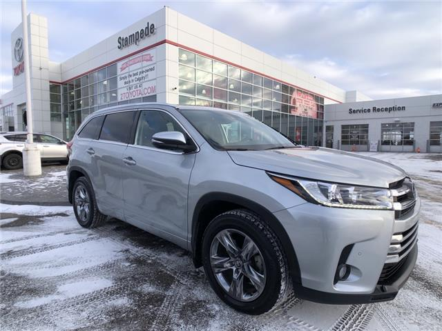 2018 Toyota Highlander Limited (Stk: 210174A) in Calgary - Image 1 of 25