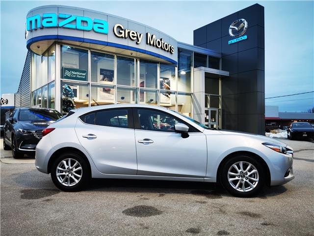 2018 Mazda Mazda3 Sport GS (Stk: 18070R) in Owen Sound - Image 1 of 19