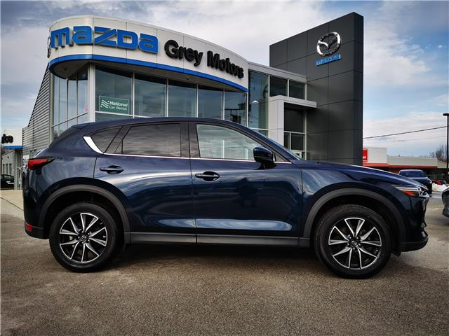 2017 Mazda CX-5 GT (Stk: 03397P) in Owen Sound - Image 1 of 21