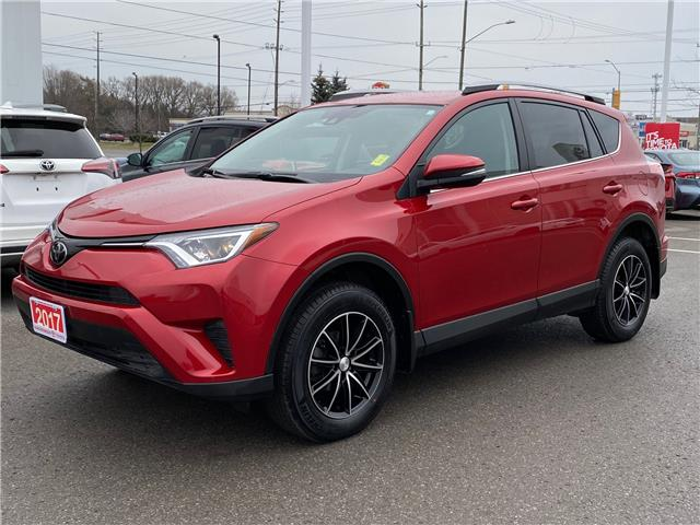 2017 Toyota RAV4 LE (Stk: TX012A) in Cobourg - Image 1 of 24