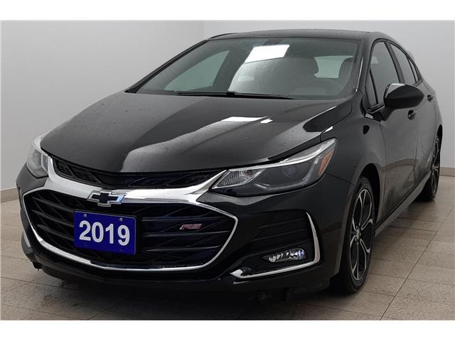 2019 Chevrolet Cruze LT (Stk: 01104A) in Sudbury - Image 1 of 13