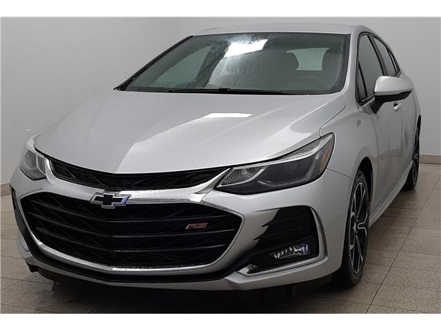 2019 Chevrolet Cruze LT (Stk: 01264A) in Sudbury - Image 1 of 13
