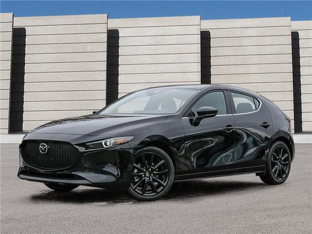 2021 Mazda Mazda3 Sport GT w/Turbo (Stk: 21557) in Toronto - Image 1 of 11