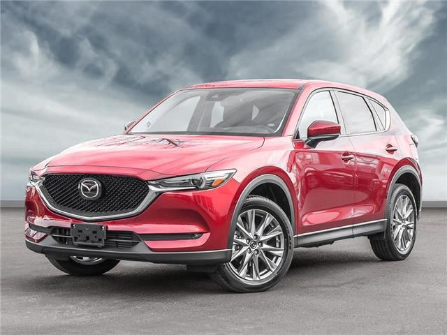 2021 Mazda CX-5 GT w/Turbo (Stk: N210035) in Markham - Image 1 of 23