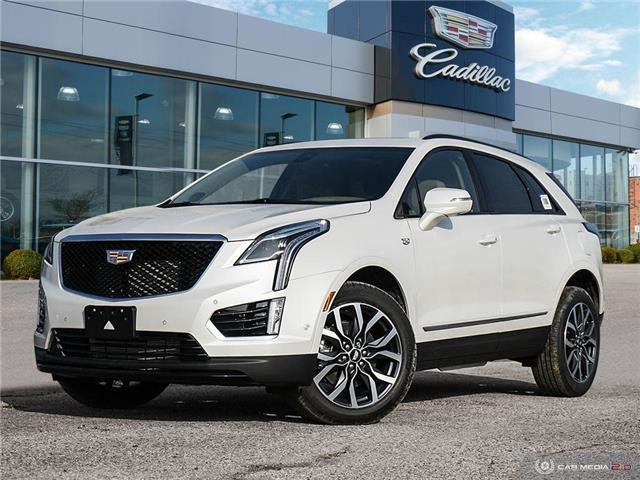 2021 Cadillac XT5 Sport (Stk: 152777) in London - Image 1 of 27