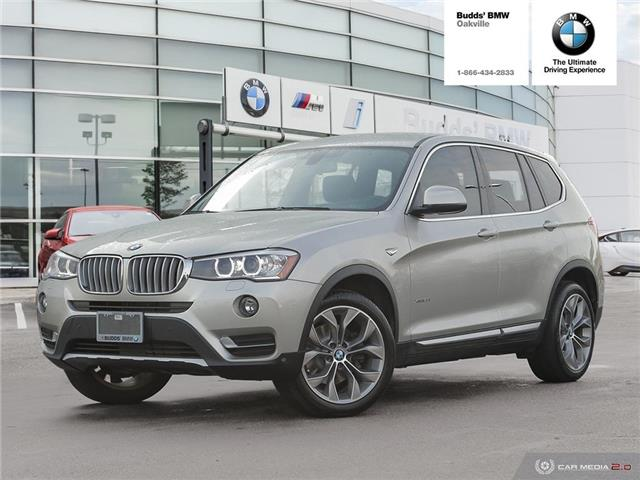 2017 BMW X3 xDrive28i (Stk: T929220A) in Oakville - Image 1 of 27