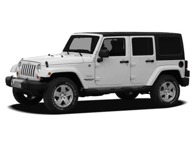 2012 Jeep Wrangler Unlimited Sport (Stk: SUB2549TA) in Charlottetown - Image 1 of 1
