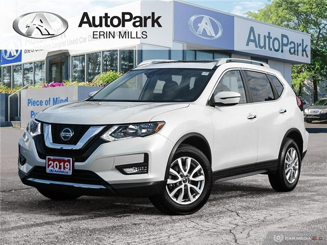 2019 Nissan Rogue SV (Stk: 750579AP) in Mississauga - Image 1 of 27