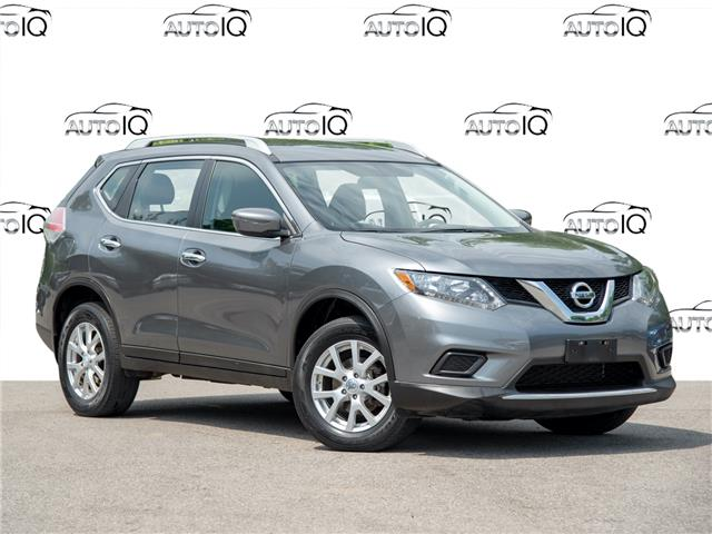 2016 Nissan Rogue S (Stk: 3897) in Welland - Image 1 of 20