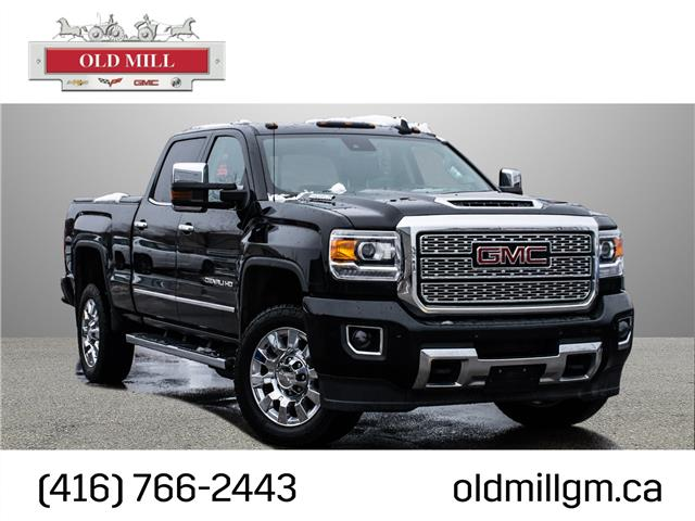 2018 GMC Sierra 2500HD Denali (Stk: 108918U) in Toronto - Image 1 of 21