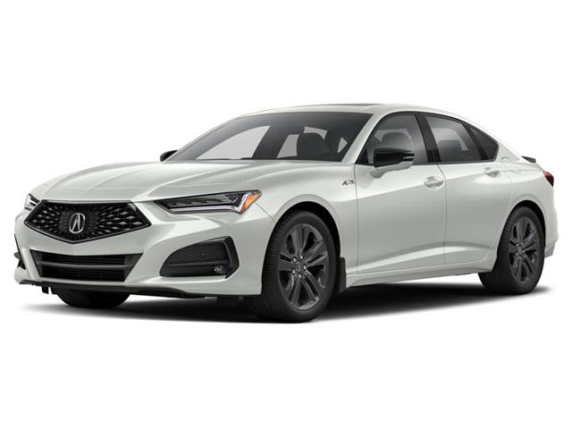 2021 Acura TLX A-Spec (Stk: 21123) in London - Image 1 of 2