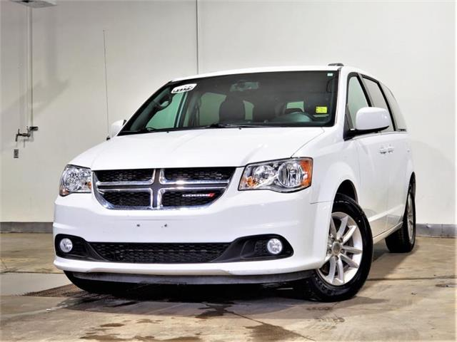 2018 Dodge Grand Caravan CVP/SXT (Stk: D1851) in Saskatoon - Image 1 of 16