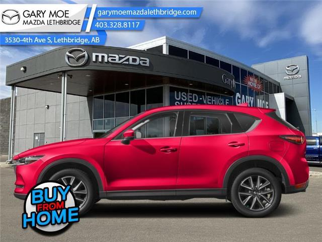 2018 Mazda CX-5 GT (Stk: 21-9712A) in Lethbridge - Image 1 of 1