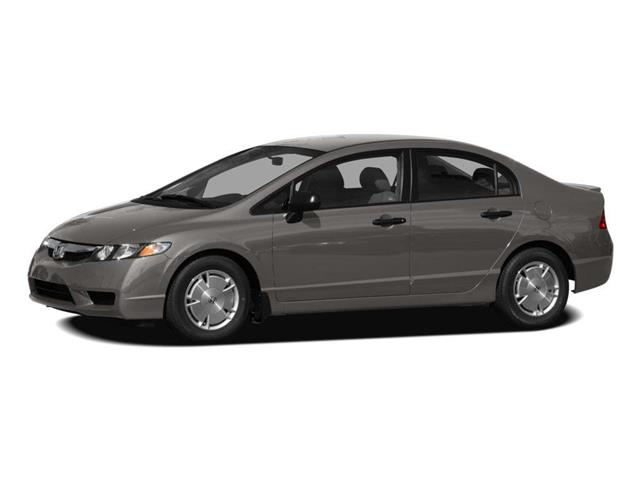Used 2010 Honda Civic DX-G  - Chilliwack - Mertin Nissan